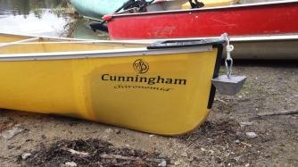 Cunningham Boats.